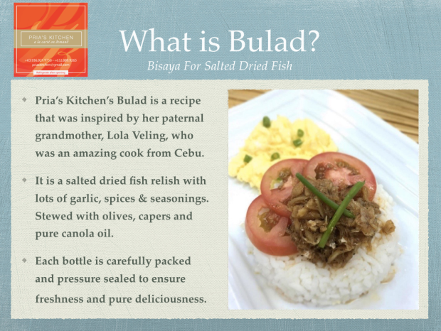 What is bulad